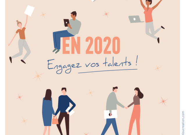 En 2020, engagez vos Talents !
